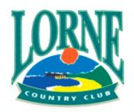 Lorne Country Club Logo