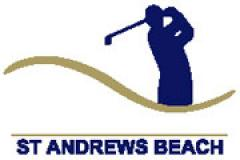St Andrews Beach Golf Course Logo