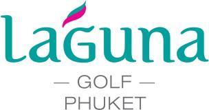 ラグーナ ゴルフ プーケットのロゴ