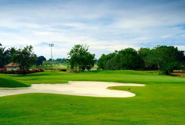Tanjong Puteri Golf Resort (Plantation Course)