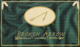 Broken Arrow Golf Course & Farm Logo
