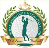 The Royal Samui Golf & Country Club Logo