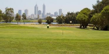 Maylands Peninsula Golf Course