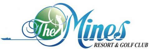 The Mines Resort & Golf Club Logo