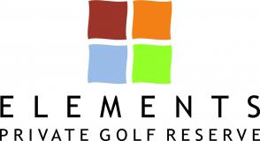 Elements Private Golf Reserve Logo