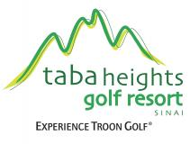 Taba Heights Golf Resort Logo