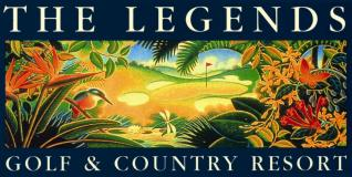 The Legends Golf & Country Resort  Logo
