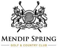 Mendip Spring Golf Club (Lakeside Course) 标志
