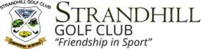 Strandhill Golf Club  Logo