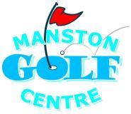 Manston Golf Centre 标志