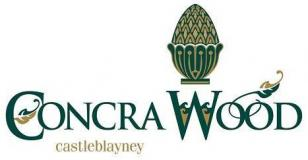 Concra Wood Golf Club  Logo