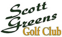 Scott Greens Golf Club Logo