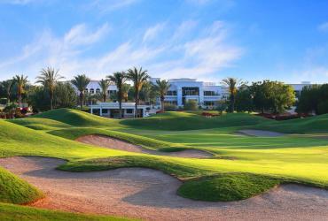 Montgomerie Golf Club Dubai