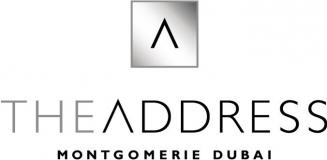 The Address Montgomerie Dubai  Logo