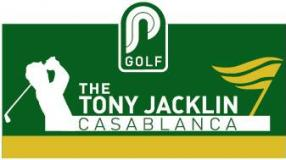 The Tony Jacklin Casablanca  Logo