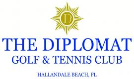 Diplomat Golf & Tennis Club  Logo