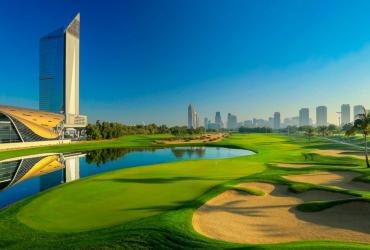 Emirates Golf Club (Faldo Course)