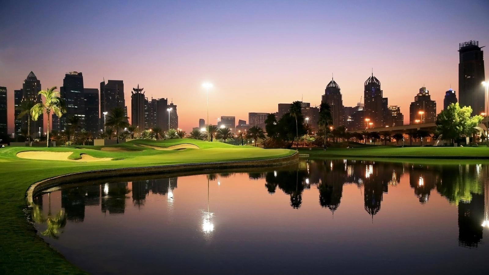 Emirates Golf Club Faldo Course Book Golf Online