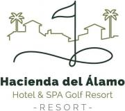 Hacienda del Álamo Golf Resort  标志