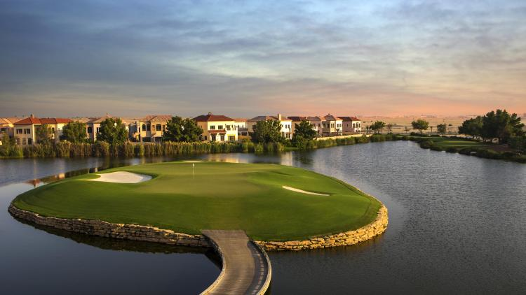 Jumeirah Golf Estates (Earth Course)