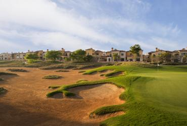Jumeirah Golf Estates (Fire Course)