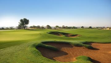 Jumeirah Golf Estates (Fire Course)
