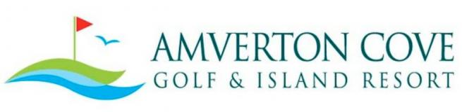 Amverton Cove Golf & Island Resort Logo