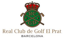 Real Club de Golf El Prat (Pink Course)  Logo