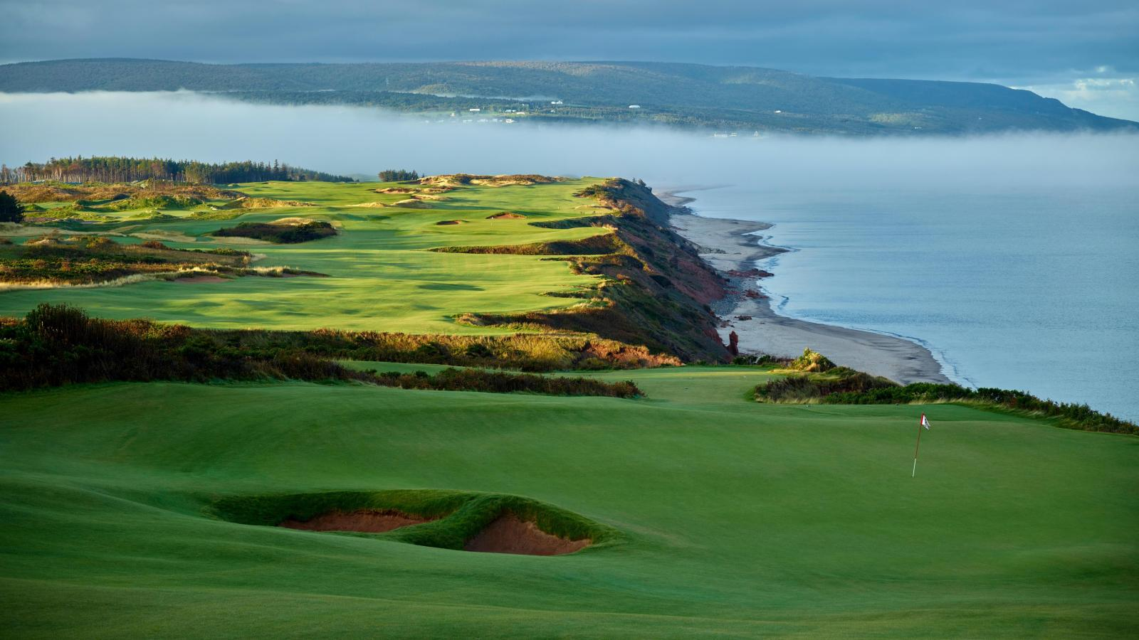 Golf Cape Breton, Cabot Cliffs