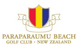 Paraparaumu Beach Golf Club  标志