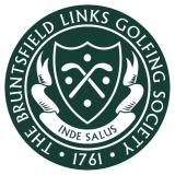 The Bruntsfield Links Golfing Society  标志