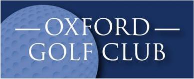 Oxford Golf Club 标志