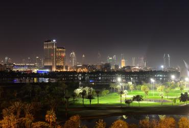 Dubai Creek Golf & Yacht Club (Academy Course)