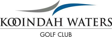 Kooindah Waters Golf Club Logo