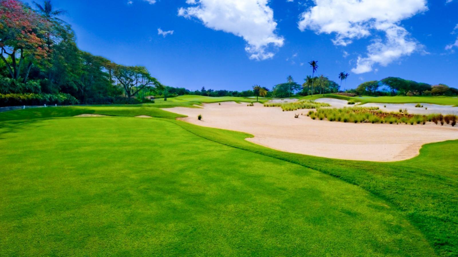Bali National Golf Course - Bali Gates of Heaven