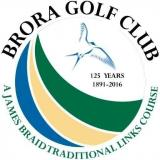 Brora Golf Club Logo