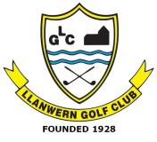 Llanwern Golf Club  标志