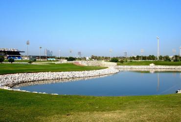 阿布扎比城市高尔夫俱乐部