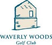 韦弗利伍兹高尔夫球场 标志
