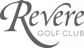 The Revere Golf Club  Logo