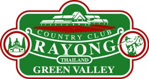 Rayong Green Valley Country Club Logo