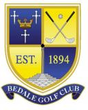 Bedale Golf Club  Logo