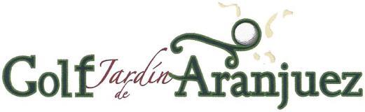 Golf Jardín de Aranjuez Logo