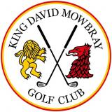 大卫王莫布雷高尔夫俱乐部标志