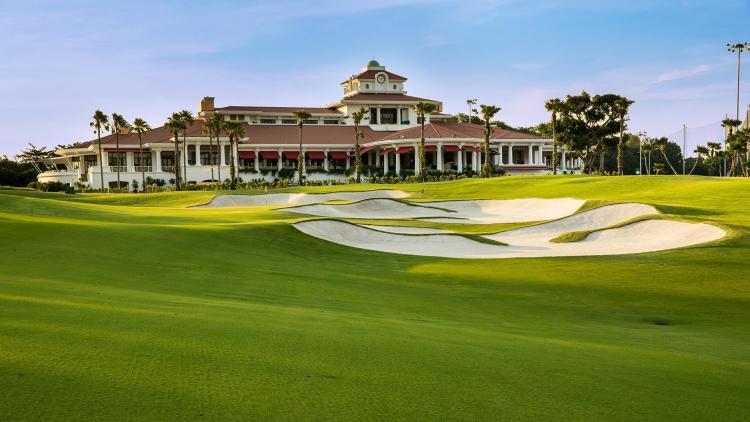 Sentosa Golf Club (The New Tanjong)