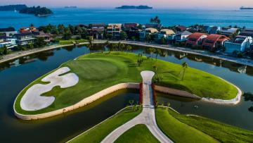 Sentosa Golf Club (The New Tanjong)