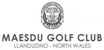 Maesdu Golf Club 标志