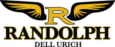 Randolph Dell Urich Golf Course Logo