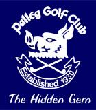 Palleg & Swansea Valley Golf Course Logo