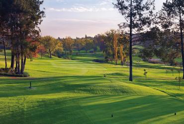 ロイヤル ヨハネスブルグ&ケンジントン ゴルフクラブ(ウエストコース)